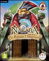 Car�tula oficial de Naraba World: El Palacio Misterioso PC