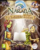 Car�tula oficial de Naraba World: El Laberinto de la Luz PC