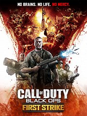 CoD: Black Ops - First Strike Xbox 360