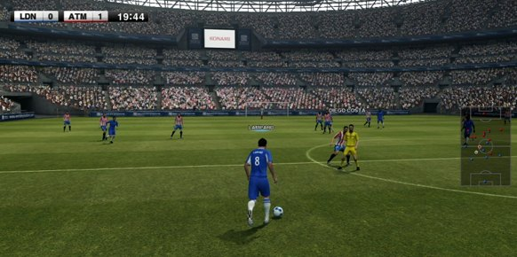 PES 2012 (PlayStation 3)