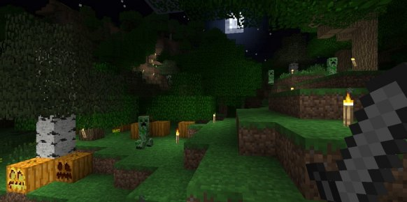 Minecraft X360