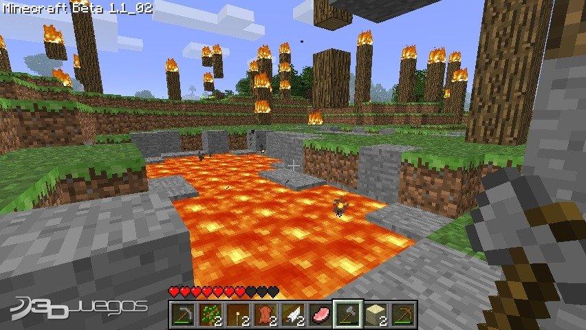 Imgenes de Minecraft para PC  3DJuegos