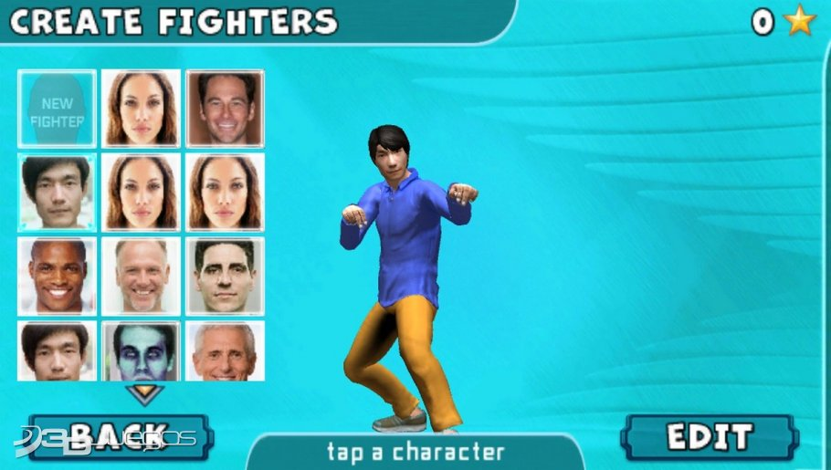 Reality Fighters - Impresiones E3 2011