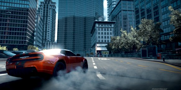 Ridge Racer Unbounded: Impresiones Level Up