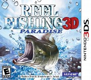 Reel Fishing Paradise 3D 3DS