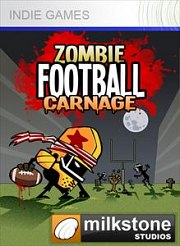 Zombie Football Carnage Xbox 360
