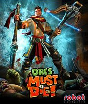 Car�tula oficial de Orcs Must Die! PC