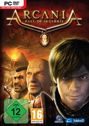Car�tula oficial de Arcania: Fall of Setarriff PC