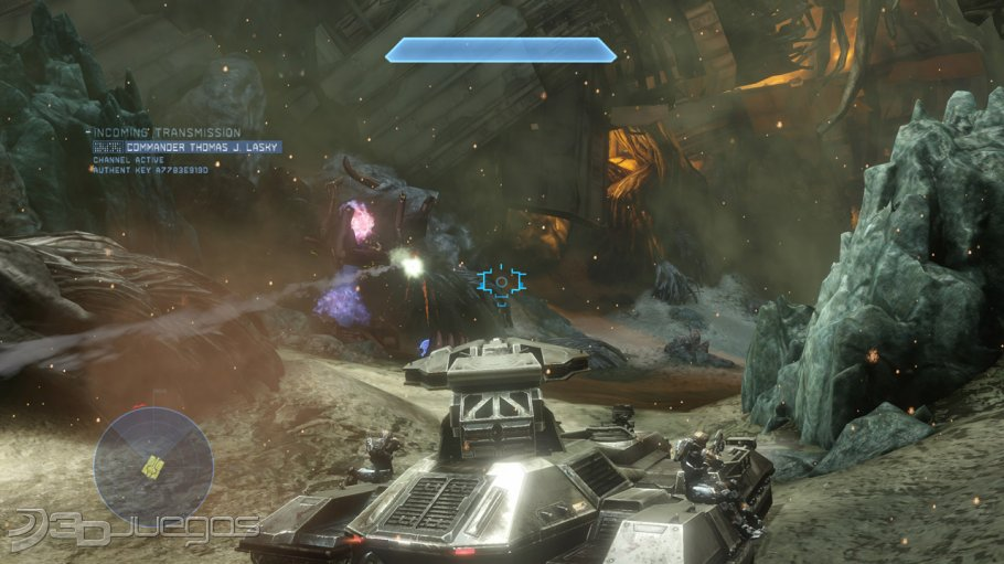 how to play halo 4 on xbox 360