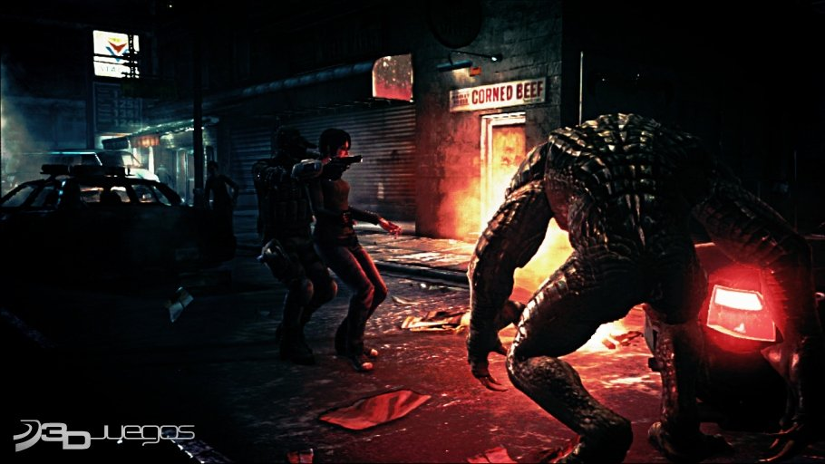 Resident Evil Raccoon City - Impresiones Captivate 2011