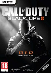 Car�tula oficial de Call of Duty: Black Ops 2 PC