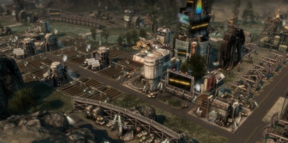 Anno 2070: Primer contacto