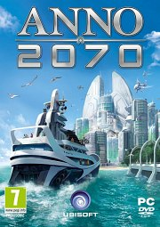 Car�tula oficial de Anno 2070 PC