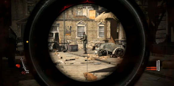 Sniper Elite V2 PS3
