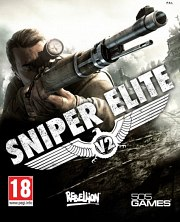 Car�tula oficial de Sniper Elite V2 PC