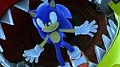 Video Sonic Generations - Trailer TGS 2011