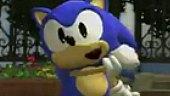 """Video Sonic Generations - Sonic 20 Aniversario: """"El Nacimiento de un Icono"""""""