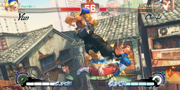 Super Street Fighter IV Arcade (Xbox 360)