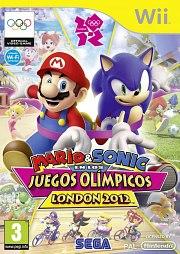 Mario y Sonic: JJOO - London 2012 Wii