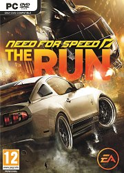 Car�tula oficial de Need for Speed: The Run PC
