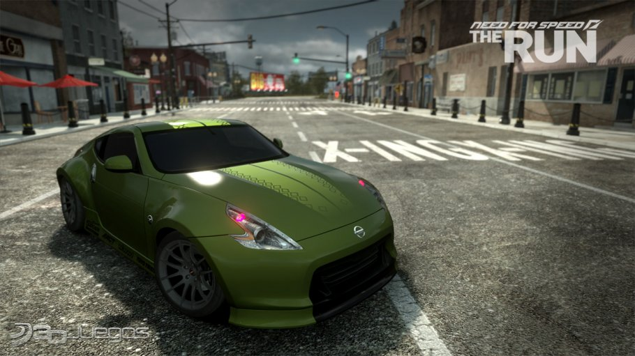 Need For Speed The Run pc Need For Speed The Run