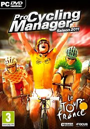 Car�tula oficial de Pro Cycling Manager 2011 PC