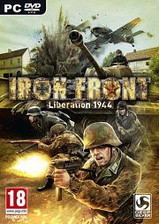 Car�tula oficial de Iron Front: Liberation 1944 PC