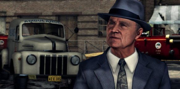 L.A. Noire: Galvanizados X360
