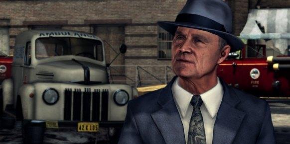 L.A. Noire Galvanizados (Xbox 360)