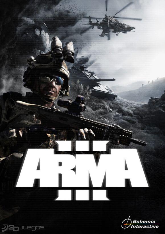Carátula de ArmA 3
