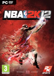Car�tula oficial de NBA 2K12 PC
