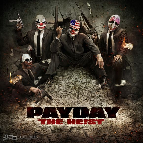 Screens Zimmer 9 angezeig: payday the heist download