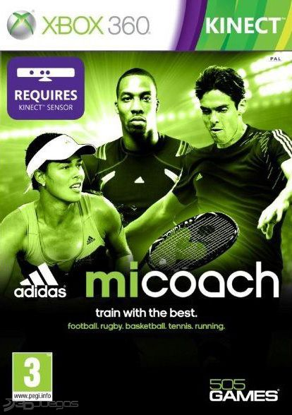Adidas miCoach Kinect PAL Español XGD3 UL-PL-2S-MG