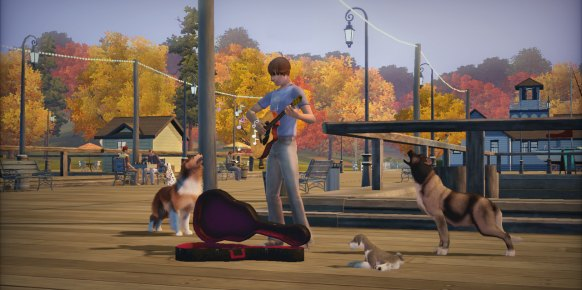 Los Sims 3 ¡Vaya Fauna! an�lisis