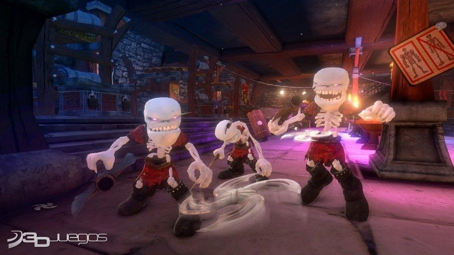 Medieval Moves - Impresiones jugables E3