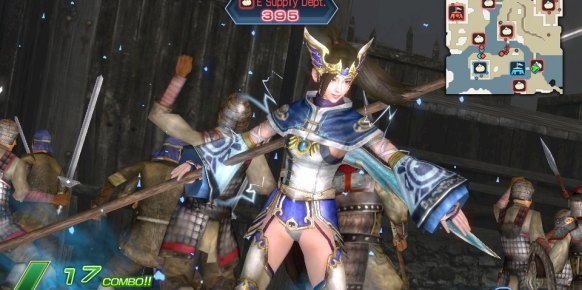 Dynasty Warriors Next an�lisis