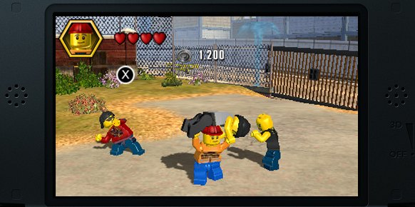 LEGO City Undercover an�lisis
