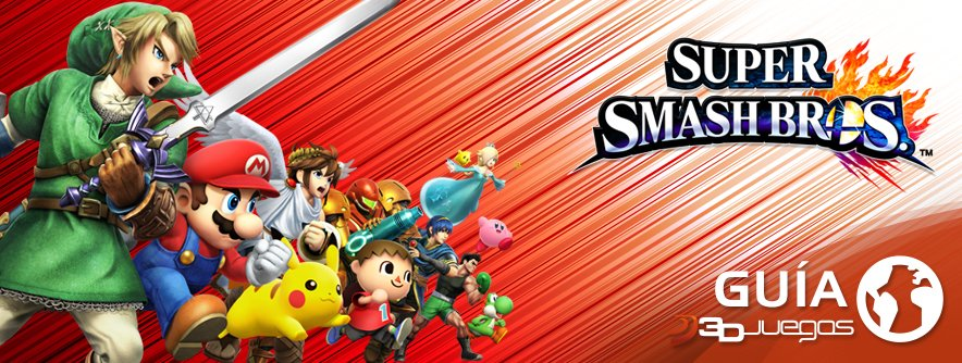 Gu�a de Super Smash Bros (3DS)
