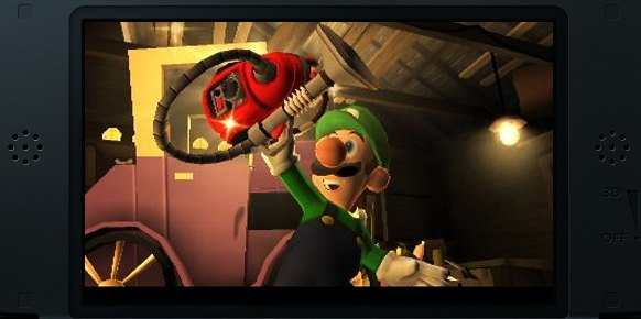 Luigi's Mansion 2 (3DS)