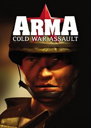 Car�tula oficial de Arma: Cold War Assault PC