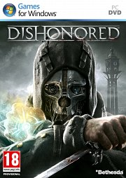 Cartula oficial de Dishonored PC