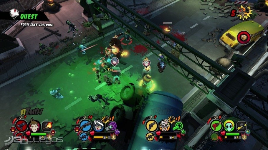 All Zombies Must Die! - An�lisis