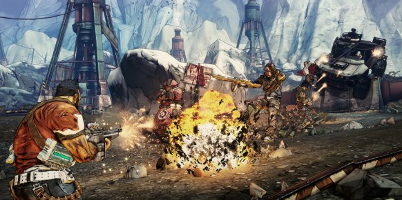 Borderlands 2 X360