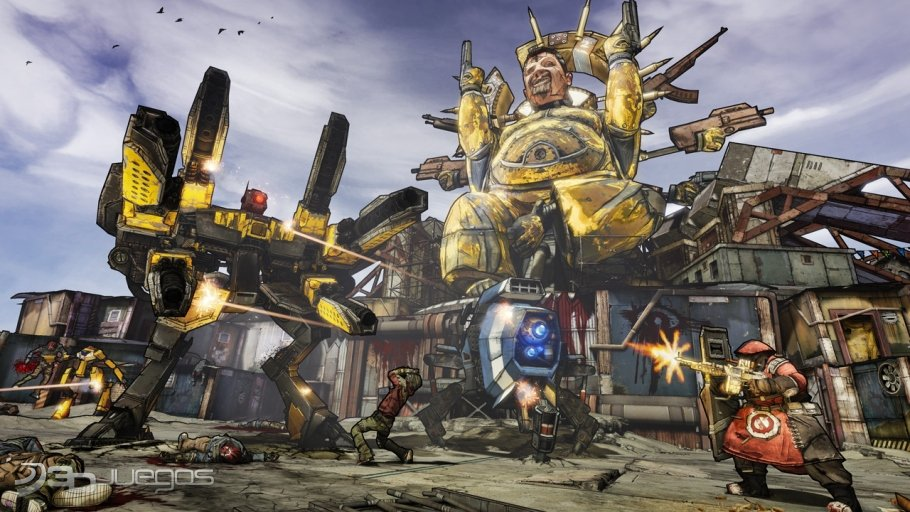 Borderlands 2 - Impresiones Gamescom