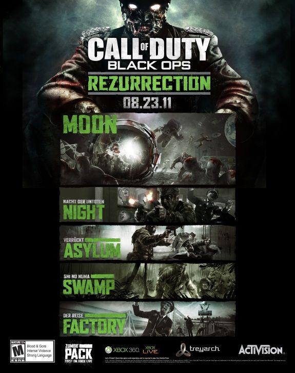 Call Of Duty Black Ops Rezurrection Para Ps3 3djuegos