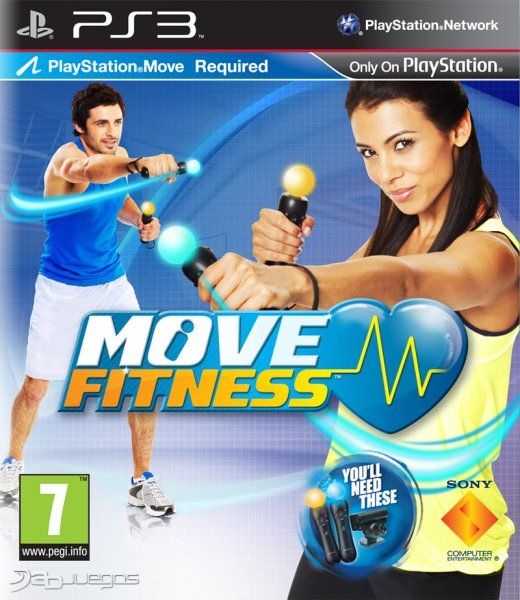 Car�tula de Move Fitness