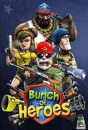 Car�tula oficial de Bunch of Heroes PC