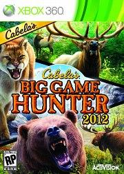 Cabela's Big Game Hunter 2012 Xbox 360