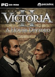 Carátula oficial de Victoria II - A House Divided PC