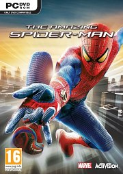 Car�tula oficial de The Amazing Spider-Man PC